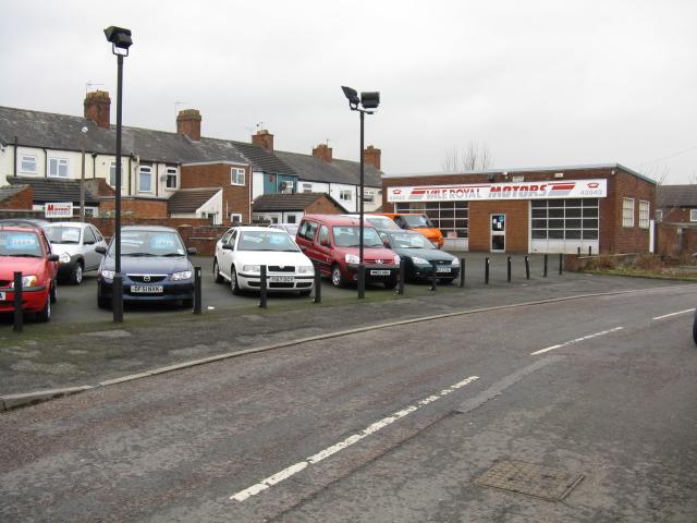 Northwich - Vale Royal Motors