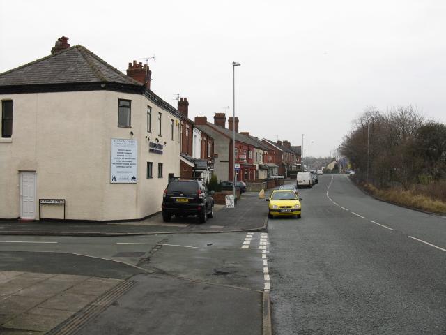 Northwich - Manchester Road