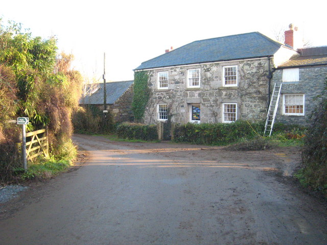 Tregarne Farmhouse