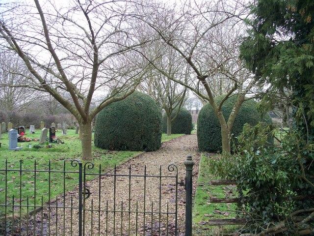 Cemetery, Little Compton