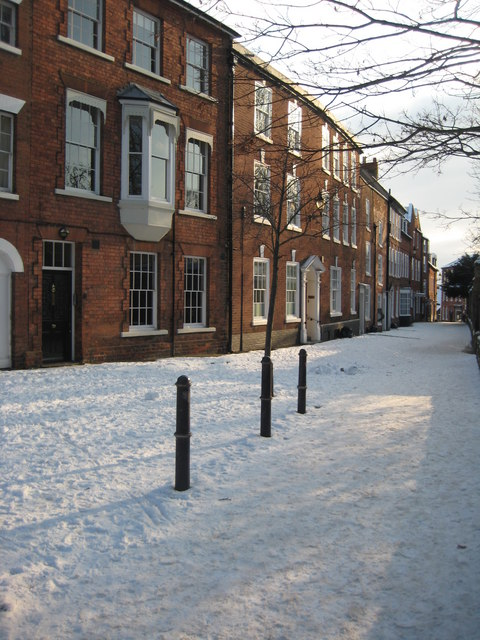 College Precinct, Worcester