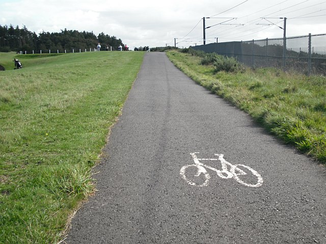 Route 7, National Cycle Network