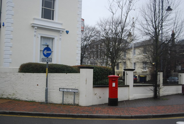 Postbox, Lime Hill Rd