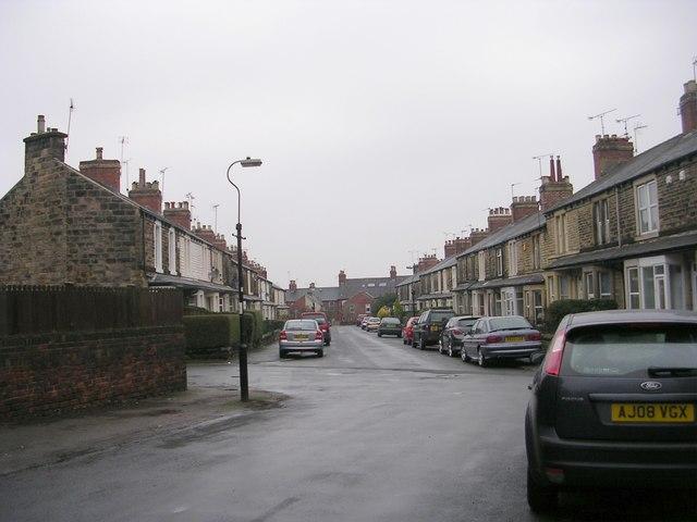 Regent Terrace - Skipton Road