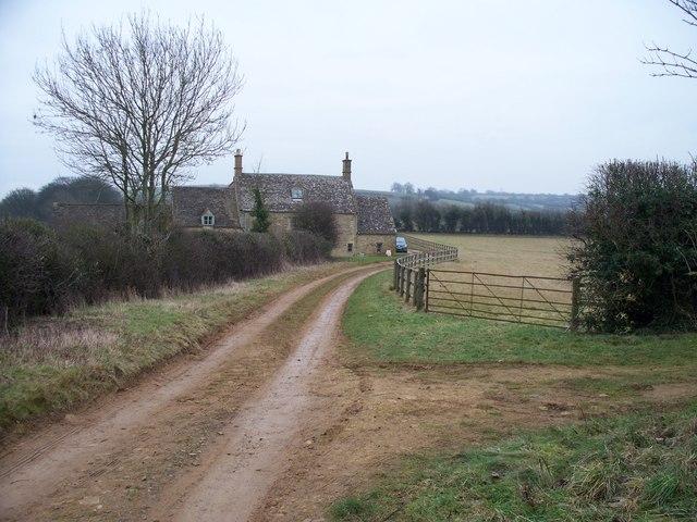 Path meets bridleway