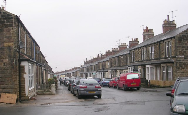 Regent Avenue - Skipton Road