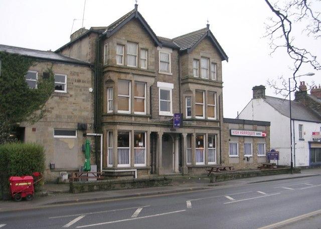 High Harrogate Working Men's Club - Skipton Road