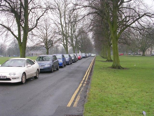 Coach Road - Skipton Road