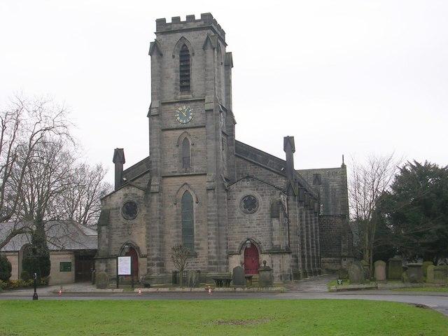 Christ Church - near church Square