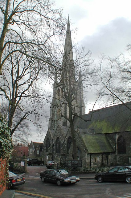Christ Church, Hampstead Square, London NW3