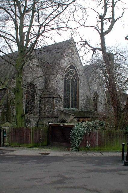 Christ Church, Hampstead Square, London NW3