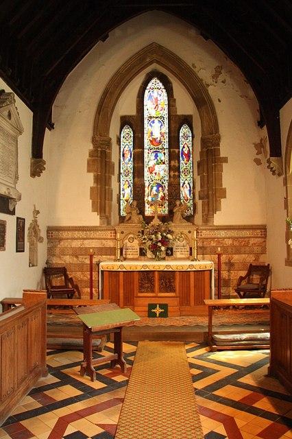 St.Cuthbert's chancel