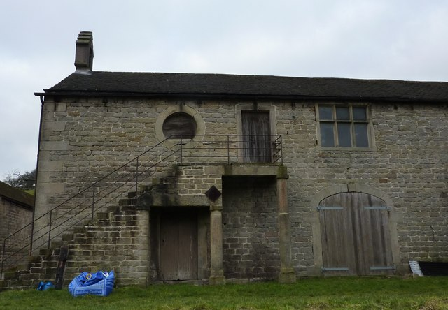 Farm building at Calver