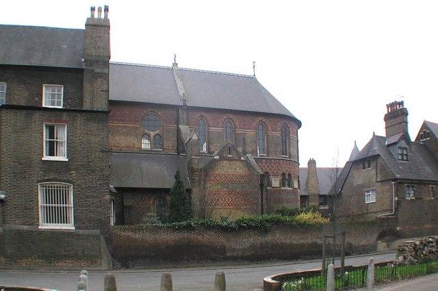 St Peter, Kennington Lane, London SE11