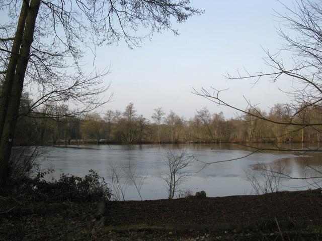 Fisherman's lake