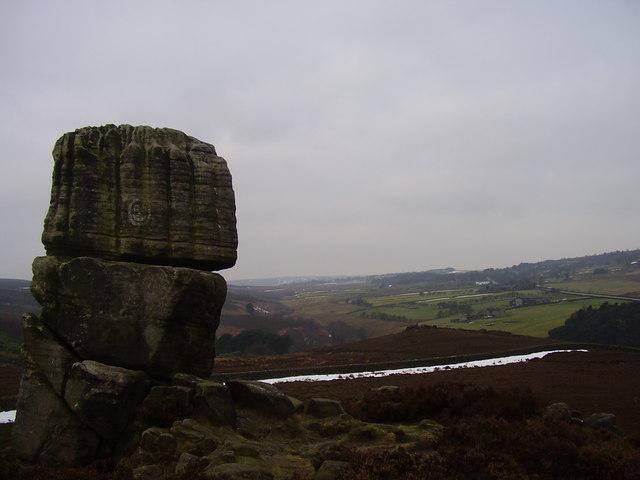 The head stone
