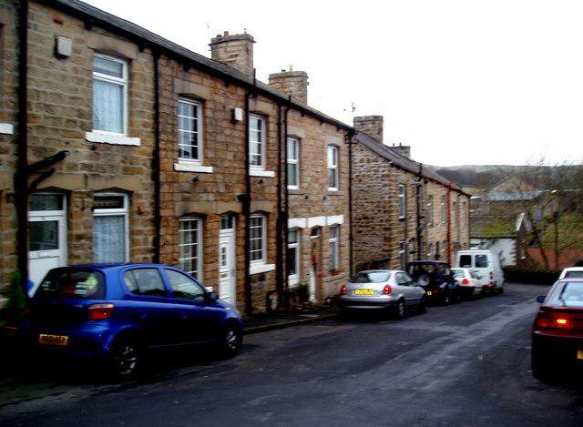 Barnoldswick:  Bessie Street