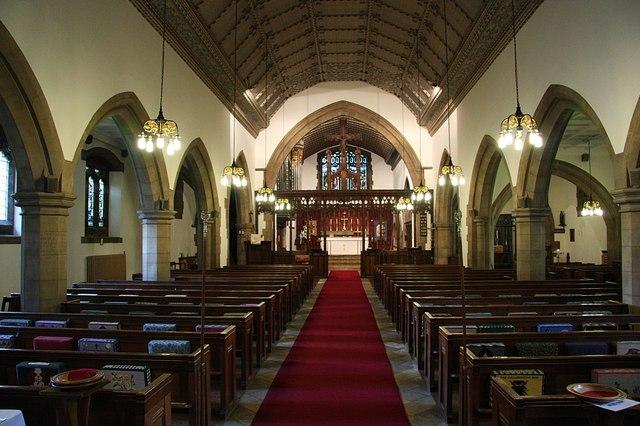 St.Paul's nave