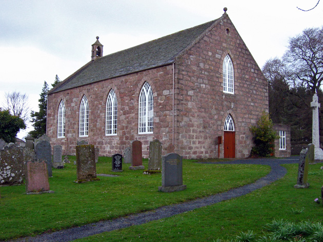 Chapel of Garioch Church