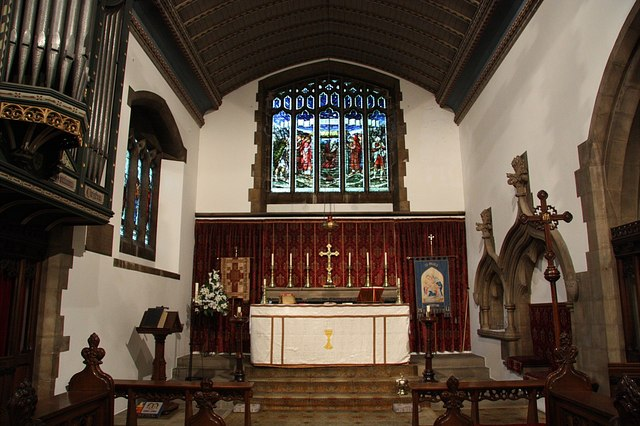 St.Paul's chancel