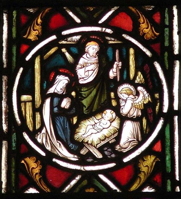 St Peter, Kennington Lane, London SE11 - Window