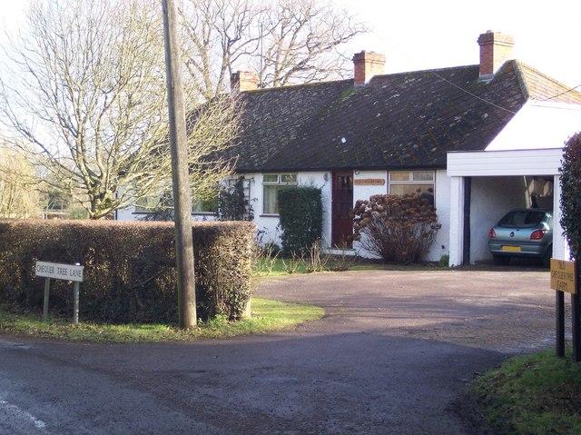 Old Chequertree Farm