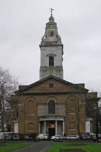 St John at Hackney, Lower Clapton Road, London E8