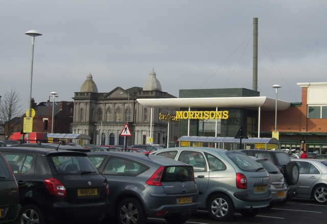 Morrisons - New Superstore