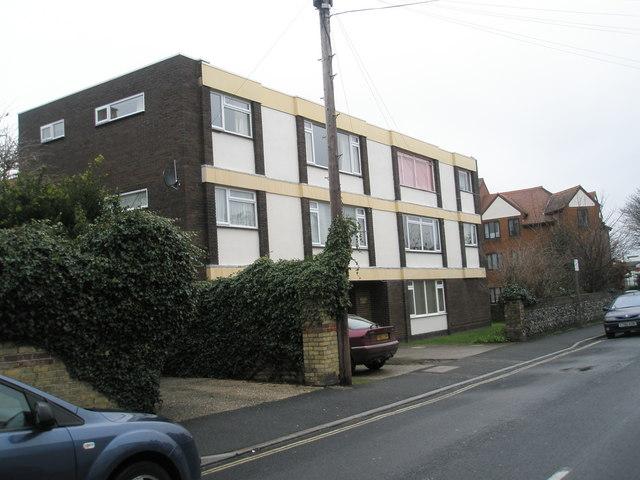 Allestree Court in Walton Road