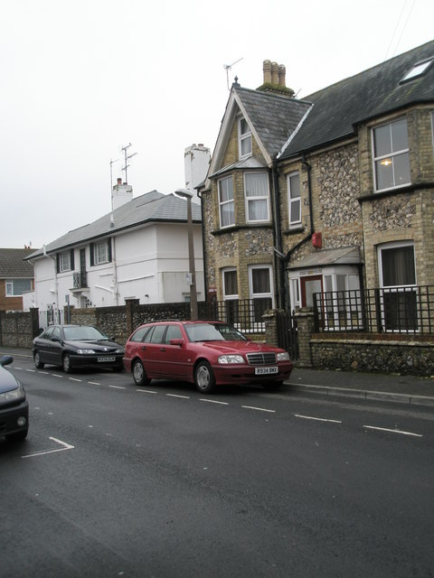 Houses in Walton Road