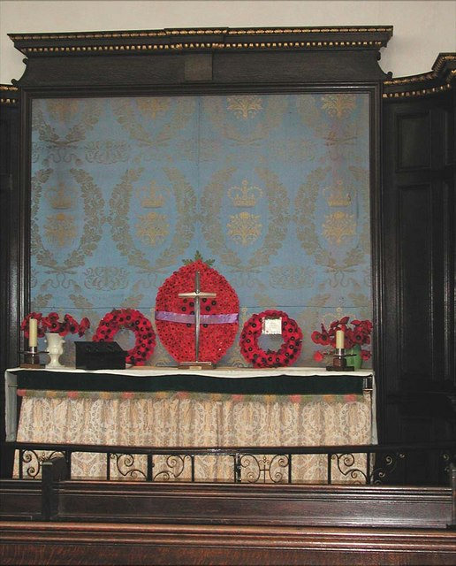 St John at Hackney, Lower Clapton Road, London E8 - Chapel