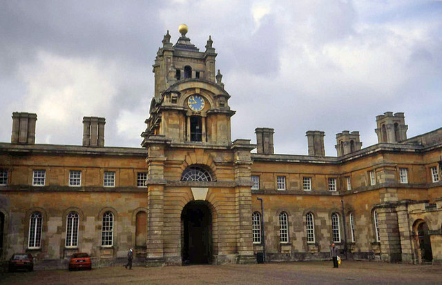 Townsend's Tower at Blenheim Palace