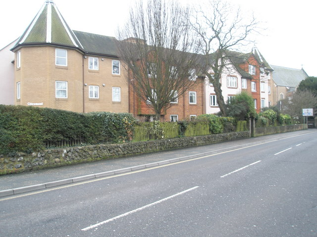 Flats in the High Street
