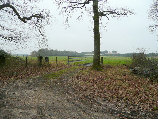 View to Trigon Hill