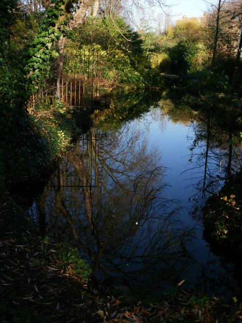 New River Walk reflections