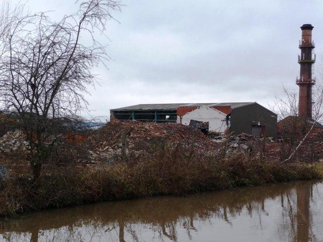 Demolition site [1]