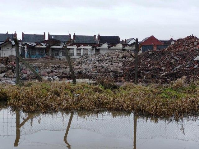Demolition site [2]