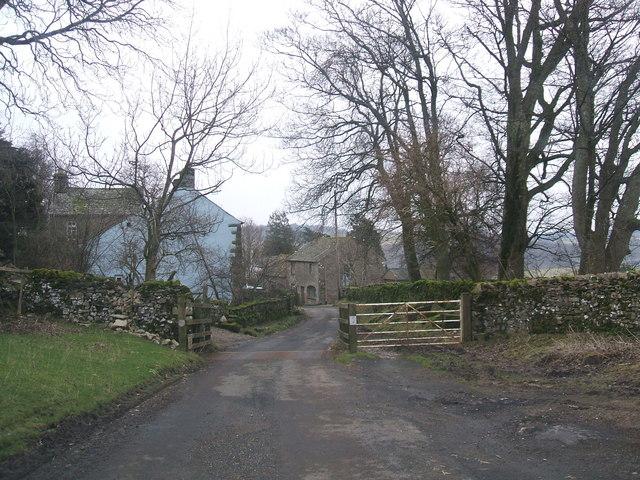 Cattle grid, Helton