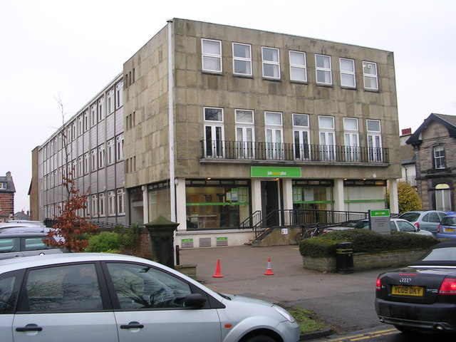 job centre plus - Victoria Avenue