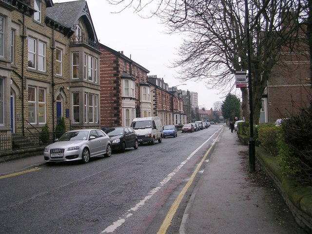 North Park Road
