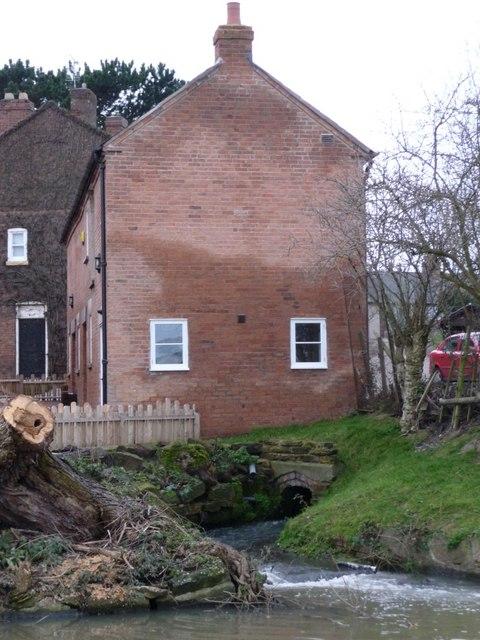 House on Lock Lane