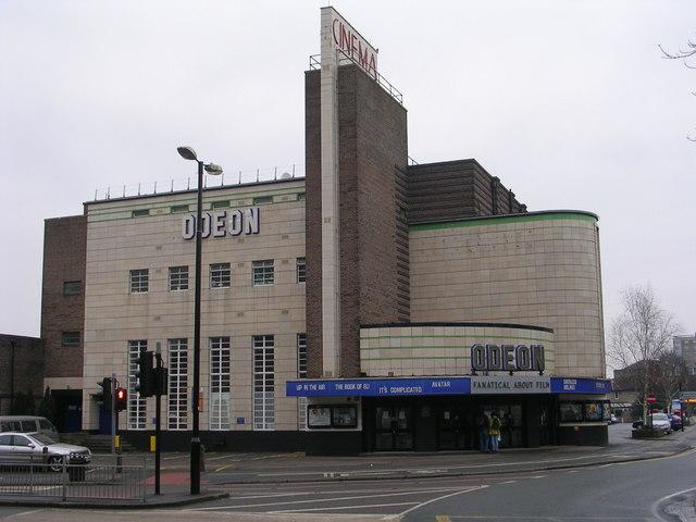 Odeon Cinema - Station Avenue