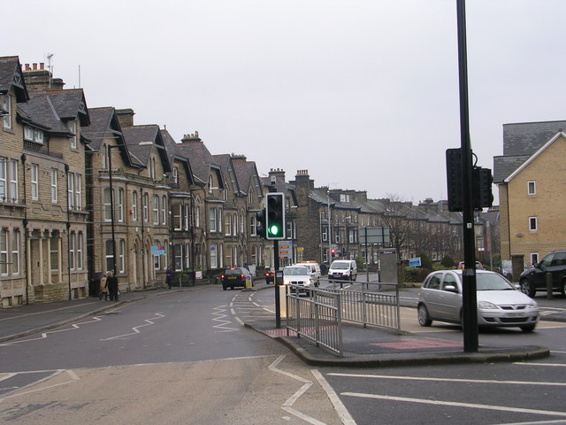 East Parade - North Park Road