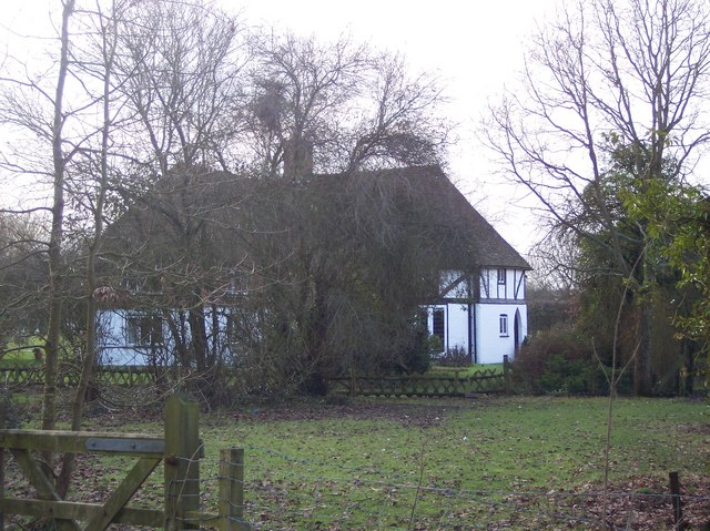 Possingham Farm House