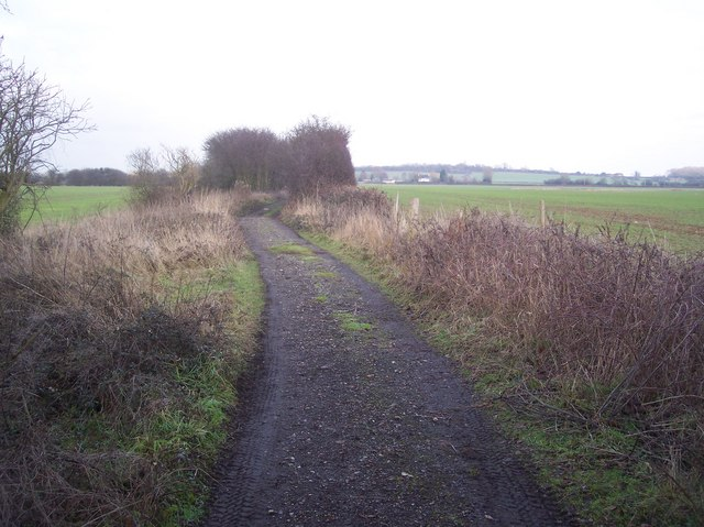 Byway to Magpie Hall Lane