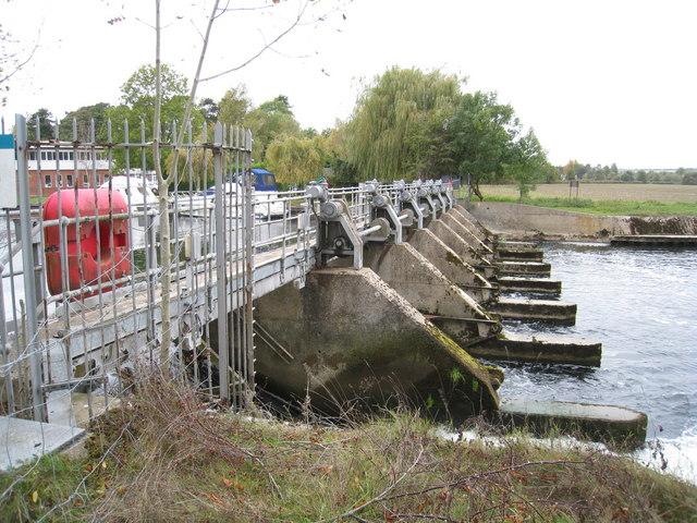 Cookham Weir A