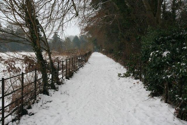 Ridgeway to Mongewell
