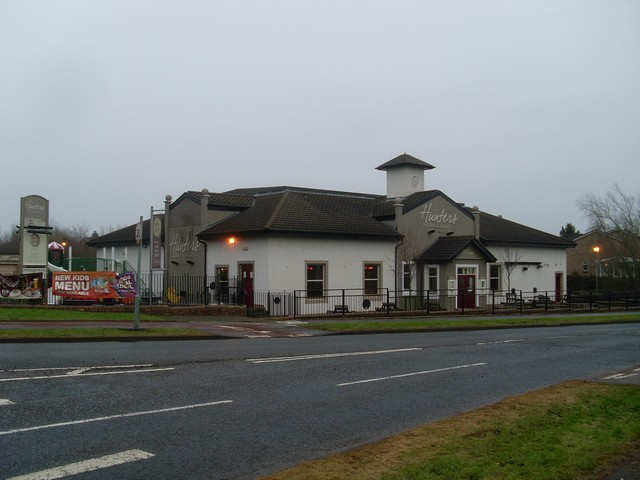 Hunters Bar, Stewartfield Crescent