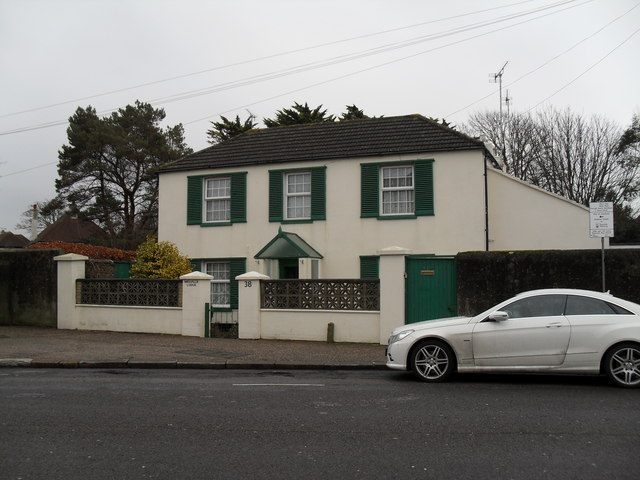 Melville Lodge in Lyon Street