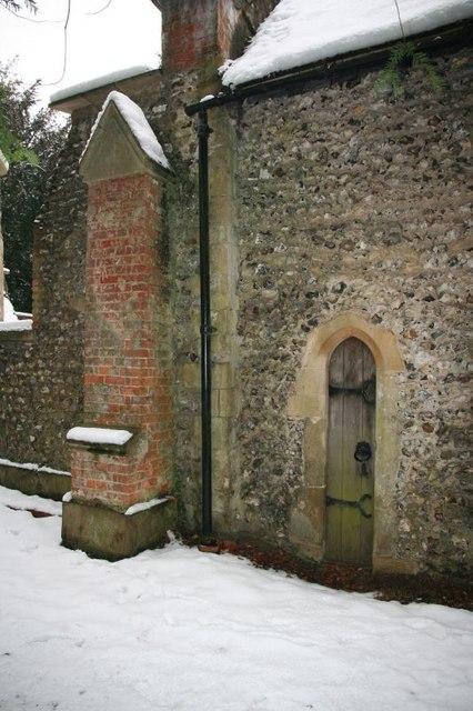 Door in the Nave